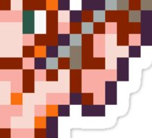 Marle / Nadia - Chrono Trigger sprite Sticker