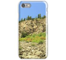 Rocky Mountain Deserts iPhone Case/Skin