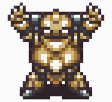 Robo / R-66Y - Chrono Trigger sprite Kids Tee