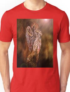 Angel in Awe Unisex T-Shirt