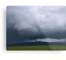 Almost a touchdown - Donegal Ireland 14/06/2009 Metal Print