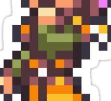 Lucca - Chrono Trigger sprite Sticker