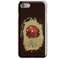 Grow Mario - Border iPhone Case/Skin
