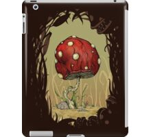 Grow Mario - Border iPad Case/Skin