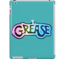 -MOVIES- Grease Rainbow LOGO iPad Case/Skin