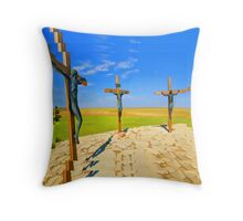 The Prophecy Throw Pillow
