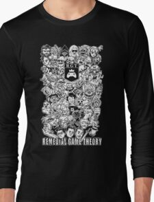 Remedial Game Theory - Dark Long Sleeve T-Shirt