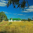 Tennant Creek Telegraph Station by Penny Smith
