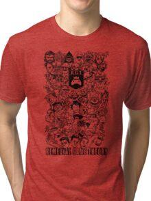 Remedial Game Theory - Light Tri-blend T-Shirt