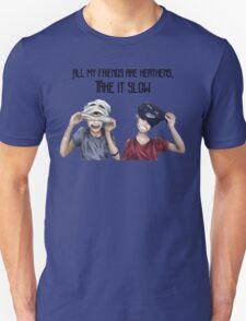 Twenty One Pilots Heathens Unisex T-Shirt