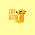 CAT NERD (professional vet or self-proclaimed expert on cats!) by jazzydevil