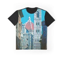 Cathedral, Florence, Italy Graphic T-Shirt