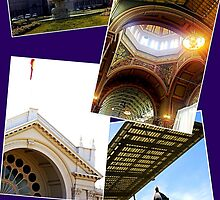 Royal Exhibition Building 3 by Tleighsworld