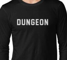 Dungeon Long Sleeve T-Shirt