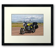 Moto Guzzi 1995 California 1100 Framed Print