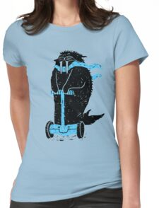 Easy Ridin' Walrus Womens Fitted T-Shirt