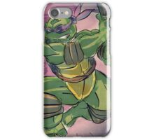 Donatello iPhone Case/Skin