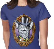 Sir Winks Alot Womens Fitted T-Shirt