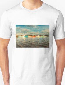 Fishing boat Unisex T-Shirt