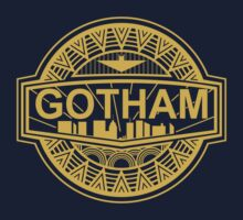 Gotham by JRBERGER