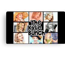 Kylie Minogue - Brady Bunch Edition Canvas Print