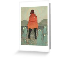 Spirits of the Lake Greeting Card