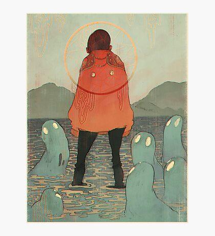 Spirits of the Lake Photographic Print