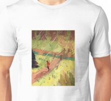 Leaving, Just for a Little While Unisex T-Shirt