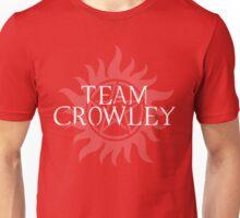 Supernatural - Team Crowley Unisex T-Shirt