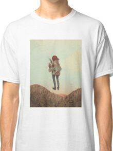 Overcoming Obstacles Classic T-Shirt