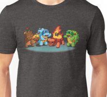 Turtle Party! Unisex T-Shirt