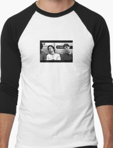 Casper & Telly  Men's Baseball ¾ T-Shirt