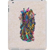 - something - iPad Case/Skin