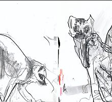 Lemurs by WoolleyWorld