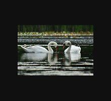 Swan love is forever..... Unisex T-Shirt