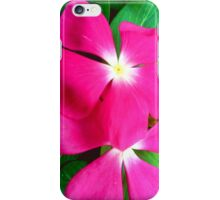 Vinca Periwinkle iPhone Case/Skin