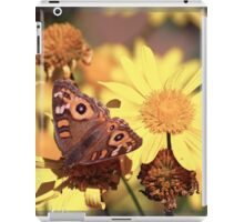 Butterfly blessing - Meadow Argus iPad Case/Skin