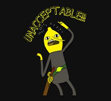 Adventure Time: Lemongrab 'Unacceptable' Unisex T-Shirt