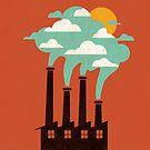The cloud factory by Budi Satria Kwan