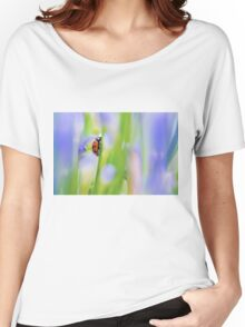 Ladybug Women's Relaxed Fit T-Shirt