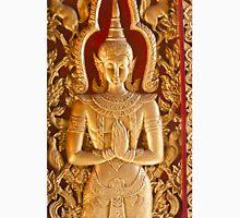 Thai style Buddha carving Unisex T-Shirt
