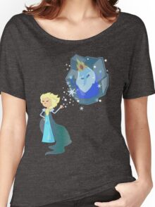 Be my Ice Queen Women's Relaxed Fit T-Shirt