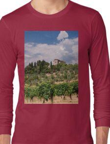 Tuscany Villa Long Sleeve T-Shirt