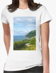 Cape Breton Highlands National Park Womens Fitted T-Shirt