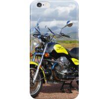 Moto Guzzi 1995 California 1100 iPhone Case/Skin