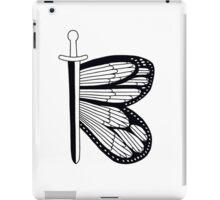 Alphabet of Desire: B iPad Case/Skin
