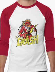 THE CRASH Men's Baseball ¾ T-Shirt