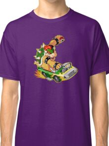 Bowser Kart Classic T-Shirt