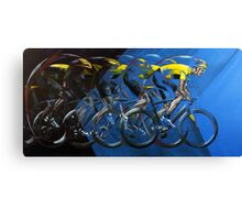 Pedal power Canvas Print
