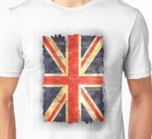 England Flag World Cup 2014 Unisex T-Shirt